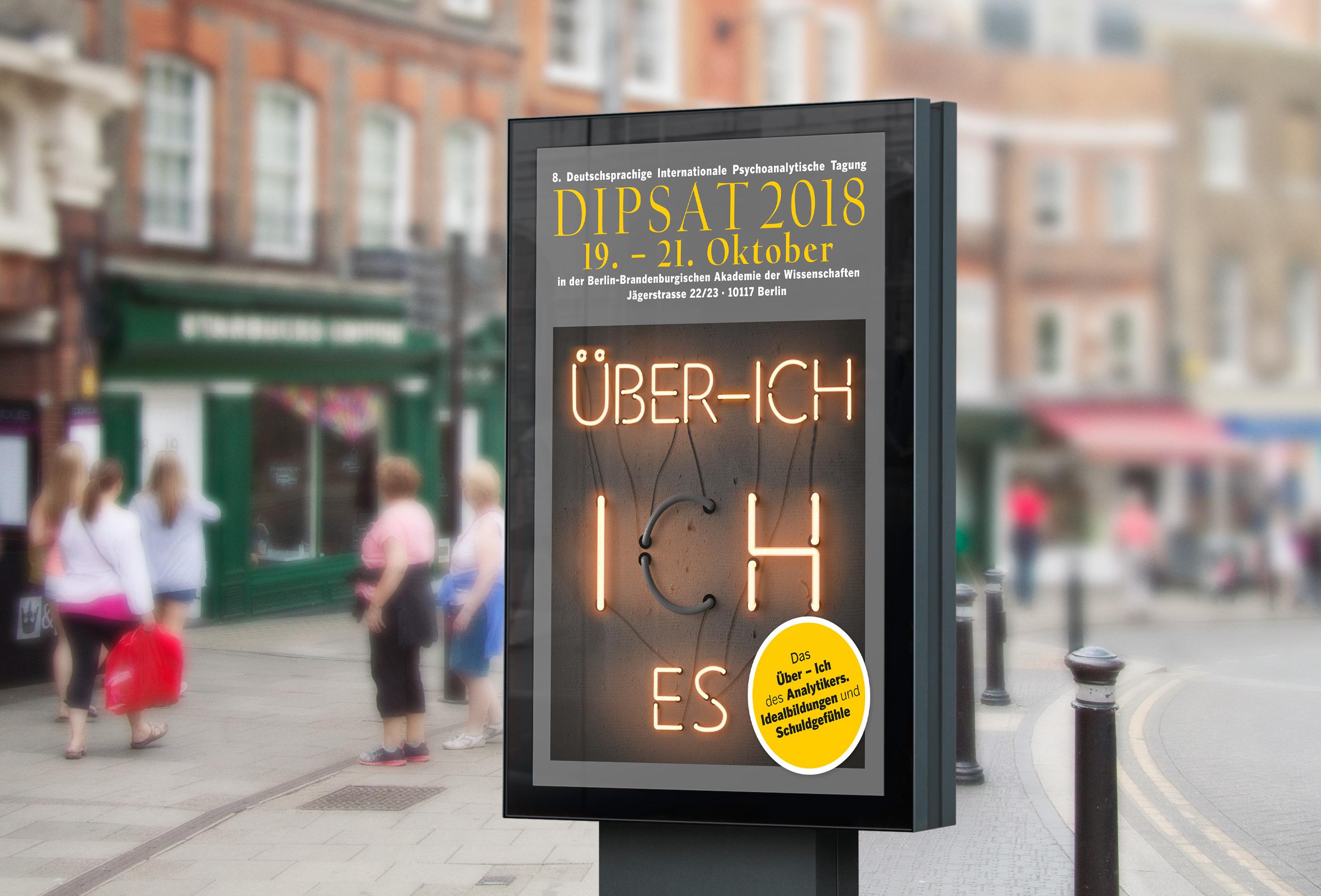 Planung Entwicklung und Konzeption Werbekampagne Plakate Titelblattgestaltung Agentur für Marketing & Design Werbeagentur Berlin Außenwerbung Ideenentwicklung